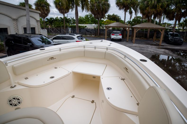 Thumbnail 17 for Used 2020 Cobia 237CC Center Console boat for sale in West Palm Beach, FL