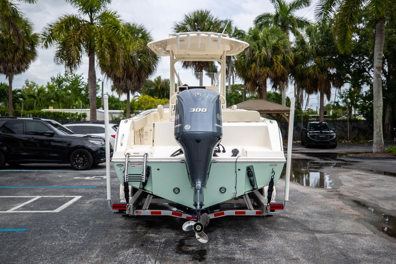 Thumbnail 6 for Used 2020 Cobia 237CC Center Console boat for sale in West Palm Beach, FL