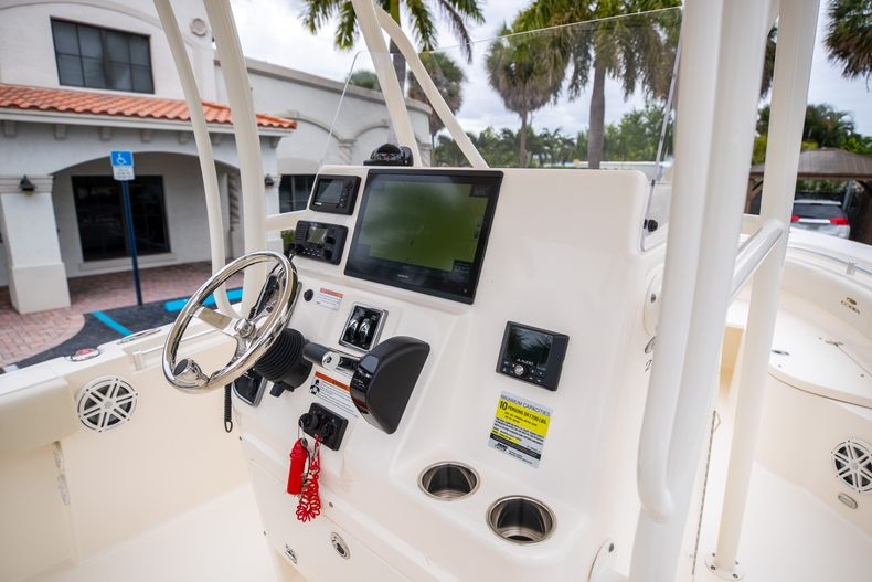 Thumbnail 11 for Used 2020 Cobia 237CC Center Console boat for sale in West Palm Beach, FL