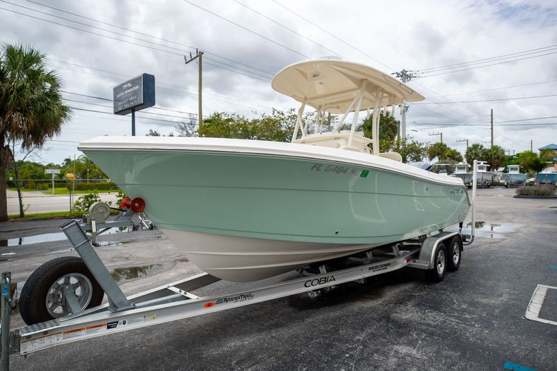 Thumbnail 3 for Used 2020 Cobia 237CC Center Console boat for sale in West Palm Beach, FL