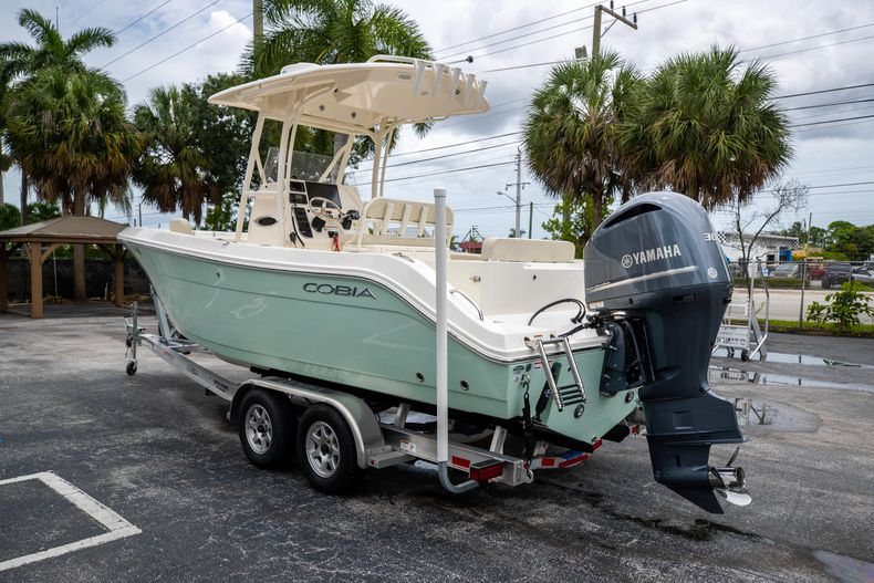Thumbnail 5 for Used 2020 Cobia 237CC Center Console boat for sale in West Palm Beach, FL