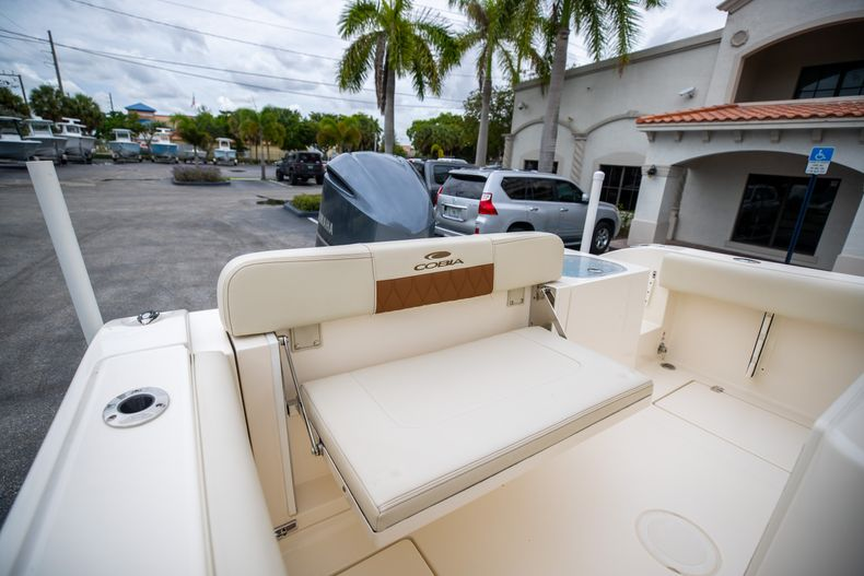 Thumbnail 9 for Used 2020 Cobia 237CC Center Console boat for sale in West Palm Beach, FL
