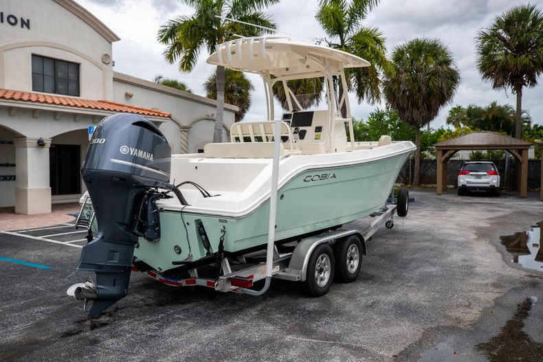 Thumbnail 7 for Used 2020 Cobia 237CC Center Console boat for sale in West Palm Beach, FL