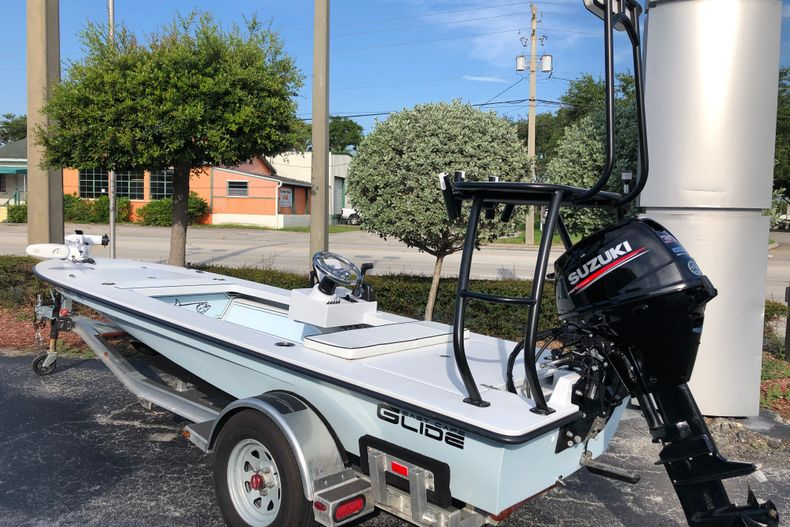 Thumbnail 3 for Used 2020 East Cape Glide boat for sale in Vero Beach, FL