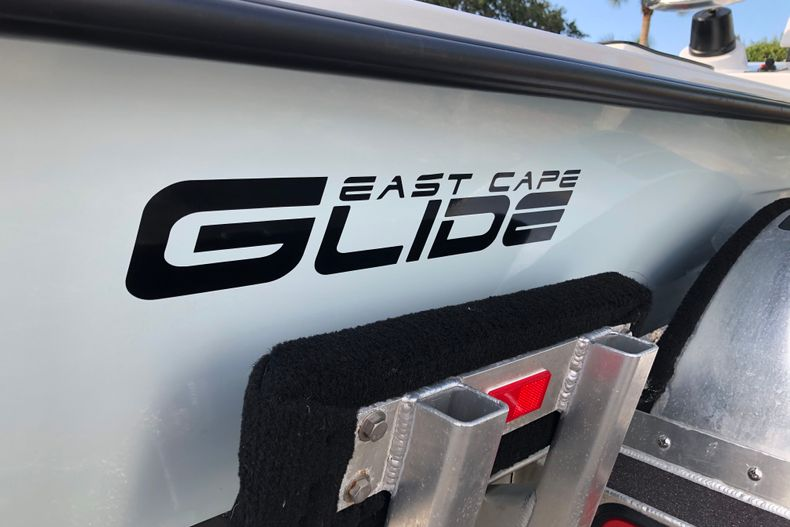 Thumbnail 6 for Used 2020 East Cape Glide boat for sale in Vero Beach, FL