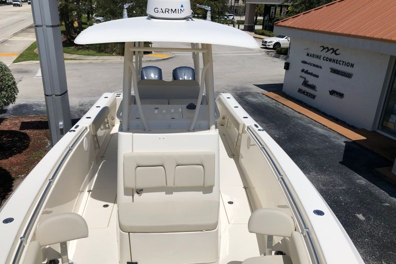 Thumbnail 16 for Used 2015 Cobia 296 Center Console boat for sale in Vero Beach, FL