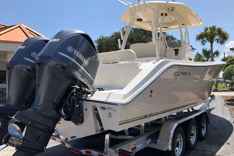 Thumbnail 5 for Used 2015 Cobia 296 Center Console boat for sale in Vero Beach, FL