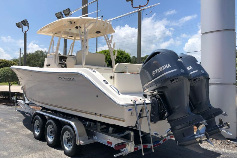 Thumbnail 3 for Used 2015 Cobia 296 Center Console boat for sale in Vero Beach, FL