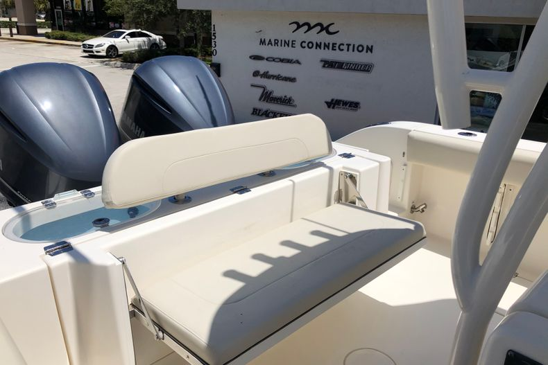 Thumbnail 24 for Used 2015 Cobia 296 Center Console boat for sale in Vero Beach, FL