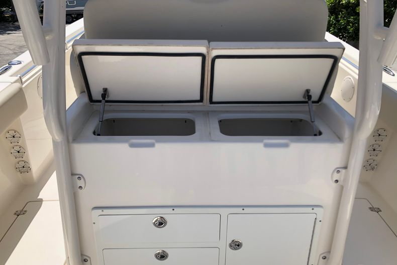 Thumbnail 10 for Used 2015 Cobia 296 Center Console boat for sale in Vero Beach, FL