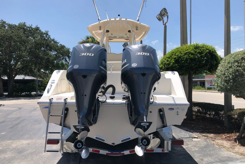 Thumbnail 4 for Used 2015 Cobia 296 Center Console boat for sale in Vero Beach, FL
