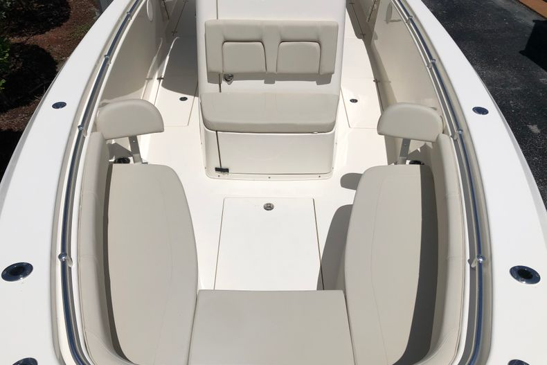 Thumbnail 18 for Used 2015 Cobia 296 Center Console boat for sale in Vero Beach, FL