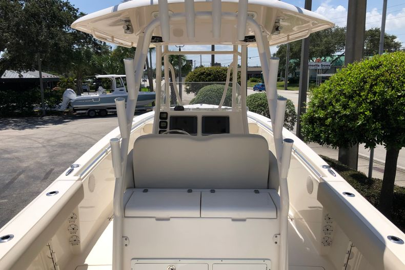 Thumbnail 9 for Used 2015 Cobia 296 Center Console boat for sale in Vero Beach, FL