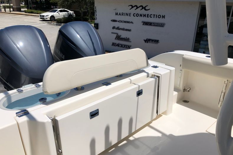 Thumbnail 23 for Used 2015 Cobia 296 Center Console boat for sale in Vero Beach, FL