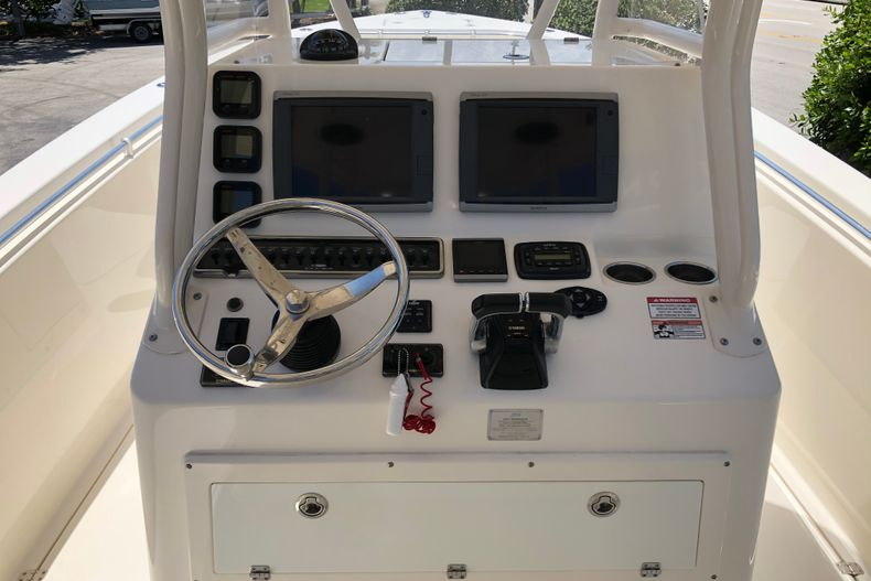 Thumbnail 11 for Used 2015 Cobia 296 Center Console boat for sale in Vero Beach, FL