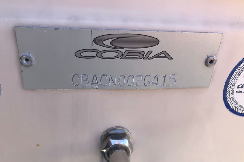 Thumbnail 6 for Used 2015 Cobia 296 Center Console boat for sale in Vero Beach, FL
