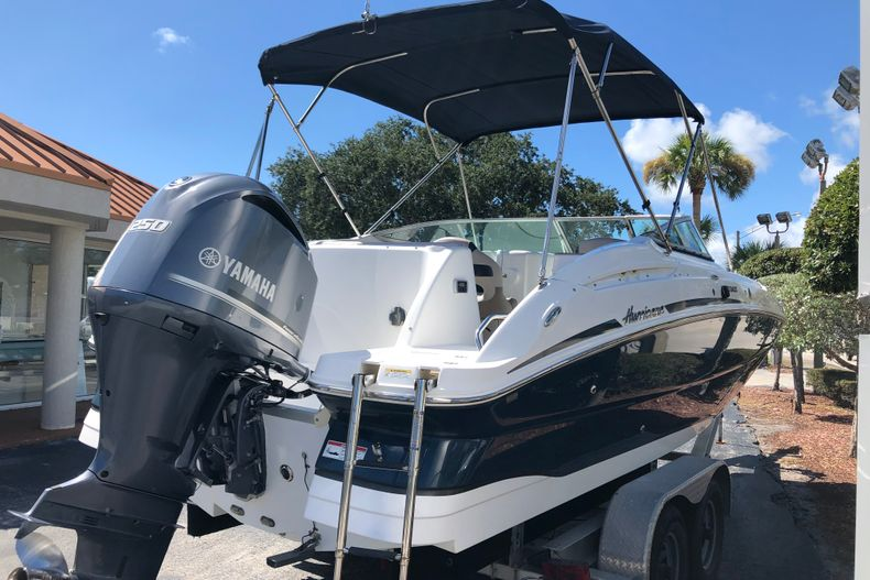 Thumbnail 5 for Used 2017 Hurricane 2400 Sundeck boat for sale in Vero Beach, FL