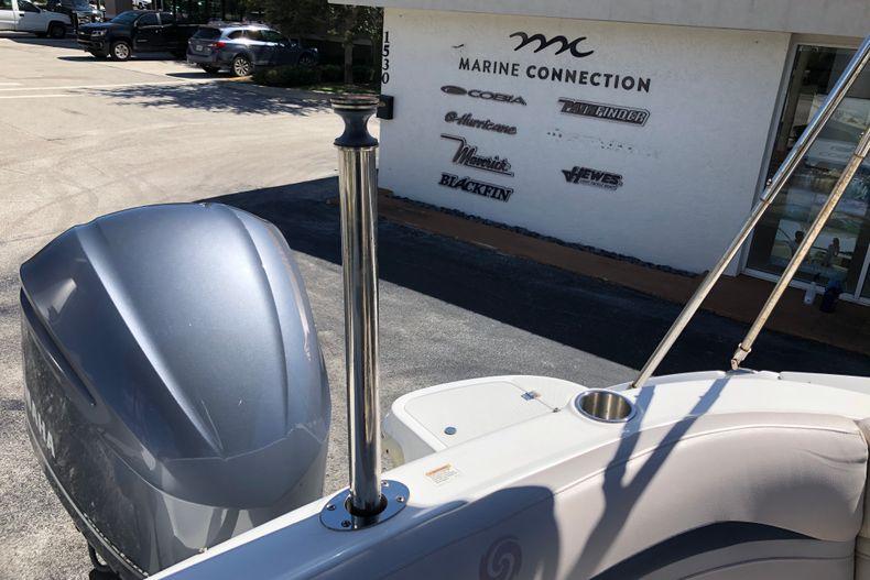 Thumbnail 19 for Used 2017 Hurricane 2400 Sundeck boat for sale in Vero Beach, FL