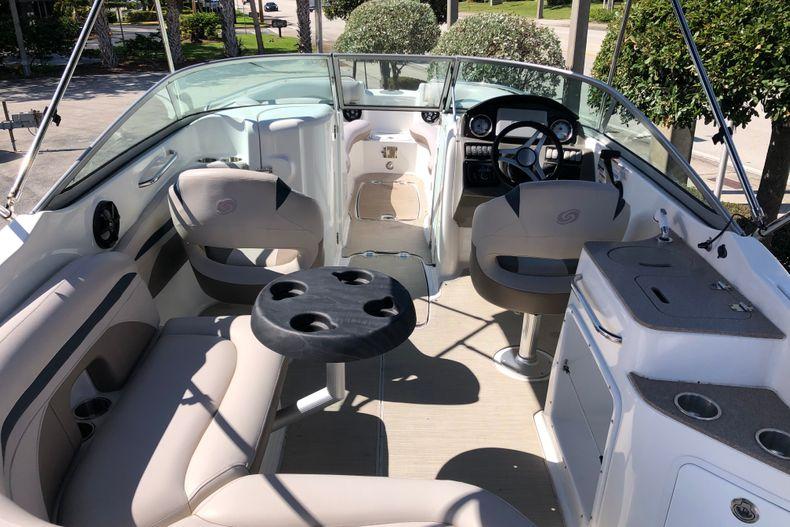 Thumbnail 8 for Used 2017 Hurricane 2400 Sundeck boat for sale in Vero Beach, FL