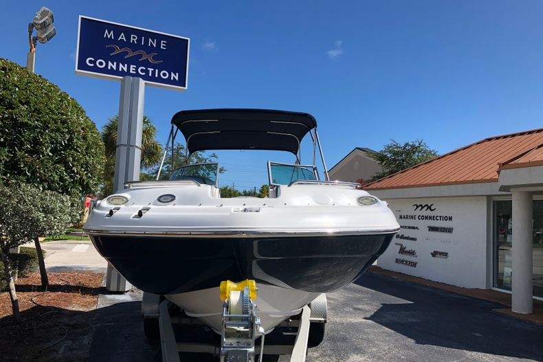Thumbnail 2 for Used 2017 Hurricane 2400 Sundeck boat for sale in Vero Beach, FL