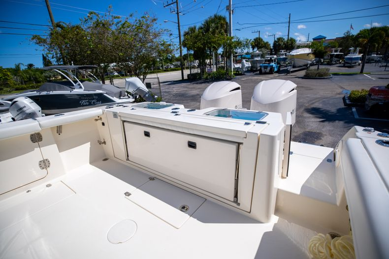 Thumbnail 17 for Used 2021 Cobia 320 CC boat for sale in West Palm Beach, FL