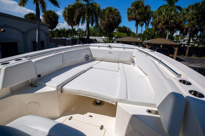 Thumbnail 51 for Used 2021 Cobia 320 CC boat for sale in West Palm Beach, FL