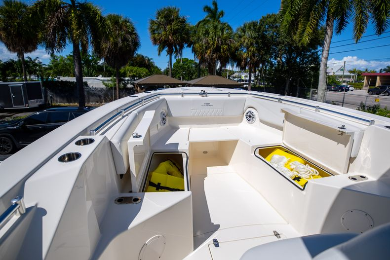 Thumbnail 56 for Used 2021 Cobia 320 CC boat for sale in West Palm Beach, FL
