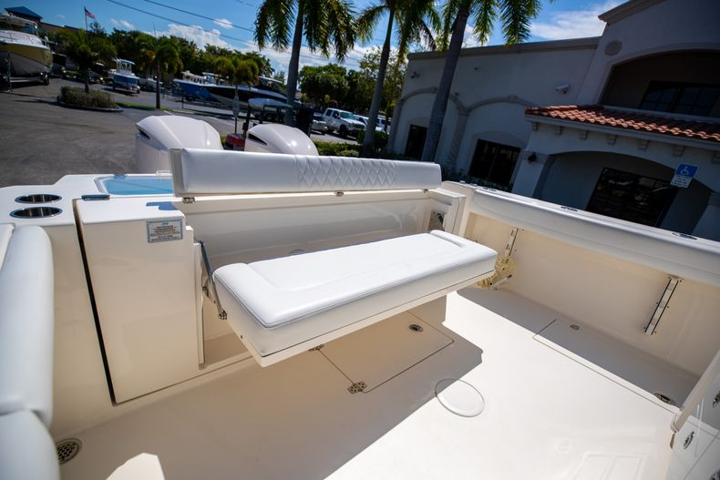 Thumbnail 16 for Used 2021 Cobia 320 CC boat for sale in West Palm Beach, FL