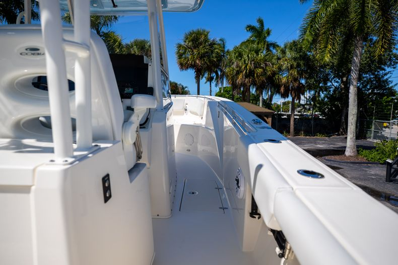 Thumbnail 24 for Used 2021 Cobia 320 CC boat for sale in West Palm Beach, FL