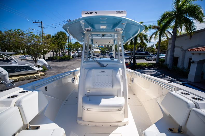 Thumbnail 61 for Used 2021 Cobia 320 CC boat for sale in West Palm Beach, FL