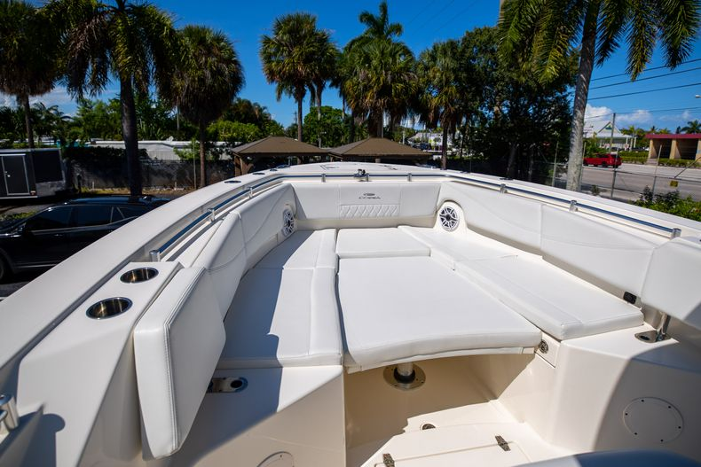 Thumbnail 55 for Used 2021 Cobia 320 CC boat for sale in West Palm Beach, FL