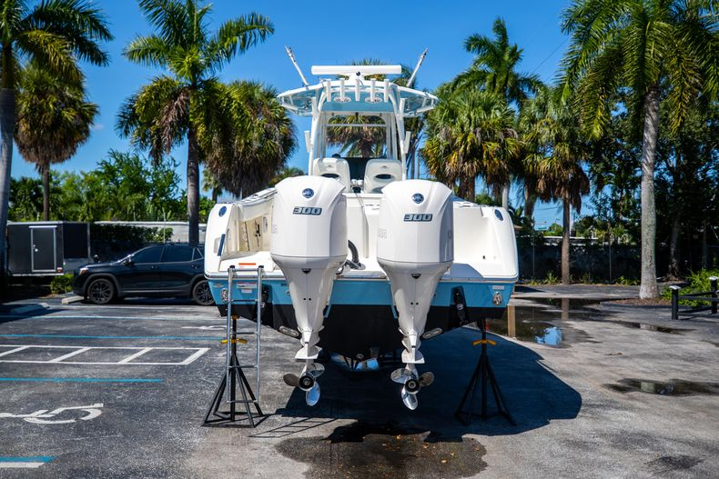 Thumbnail 9 for Used 2021 Cobia 320 CC boat for sale in West Palm Beach, FL