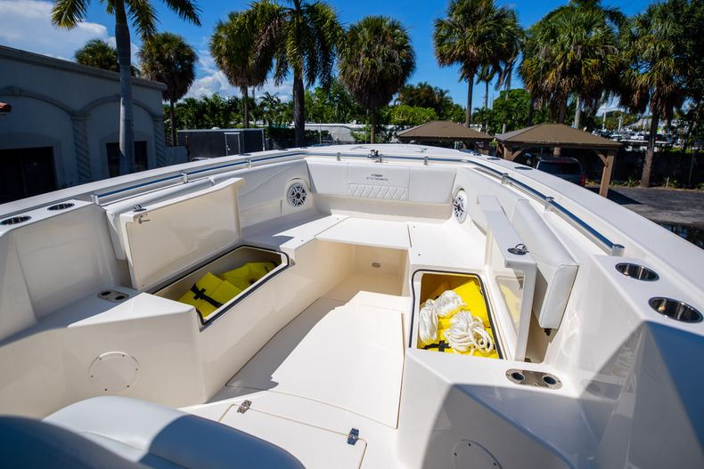 Thumbnail 52 for Used 2021 Cobia 320 CC boat for sale in West Palm Beach, FL