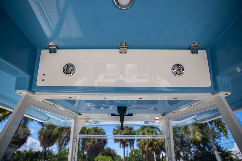 Thumbnail 43 for Used 2021 Cobia 320 CC boat for sale in West Palm Beach, FL