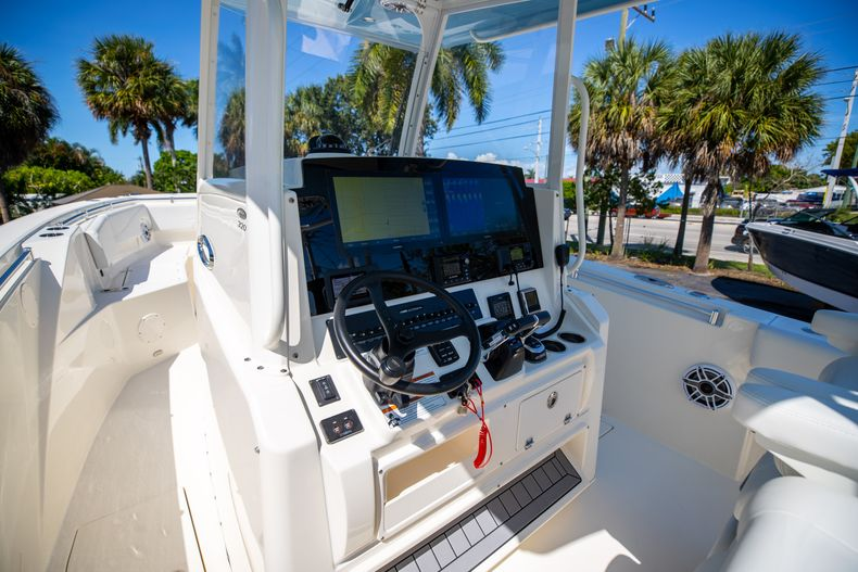 Thumbnail 44 for Used 2021 Cobia 320 CC boat for sale in West Palm Beach, FL