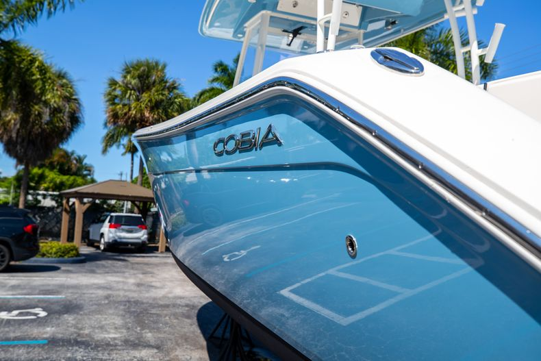 Thumbnail 8 for Used 2021 Cobia 320 CC boat for sale in West Palm Beach, FL