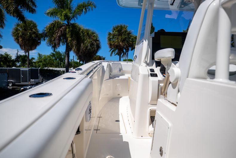 Thumbnail 29 for Used 2021 Cobia 320 CC boat for sale in West Palm Beach, FL