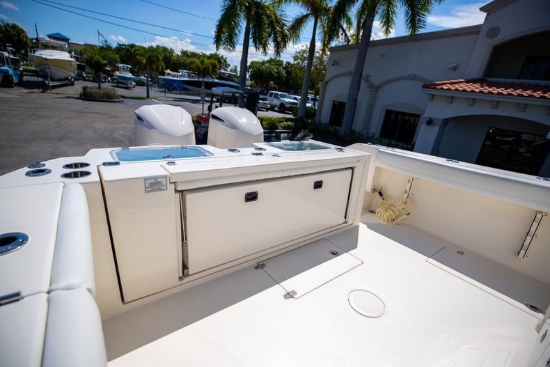 Thumbnail 15 for Used 2021 Cobia 320 CC boat for sale in West Palm Beach, FL