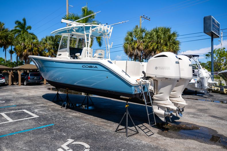 Thumbnail 7 for Used 2021 Cobia 320 CC boat for sale in West Palm Beach, FL