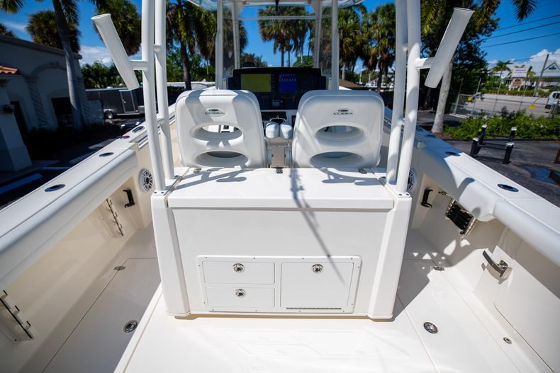 Thumbnail 28 for Used 2021 Cobia 320 CC boat for sale in West Palm Beach, FL
