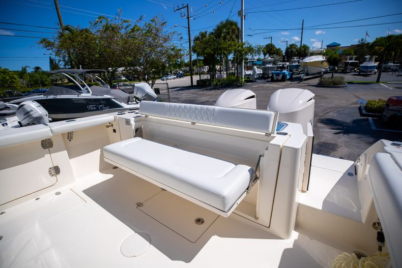 Thumbnail 18 for Used 2021 Cobia 320 CC boat for sale in West Palm Beach, FL