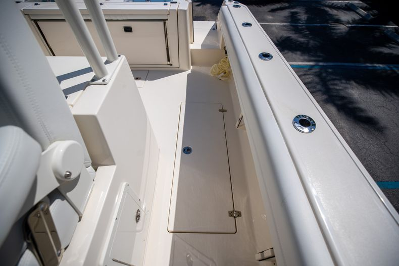 Thumbnail 30 for Used 2021 Cobia 320 CC boat for sale in West Palm Beach, FL