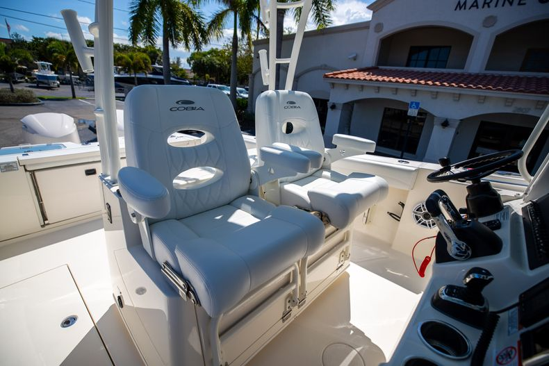 Thumbnail 46 for Used 2021 Cobia 320 CC boat for sale in West Palm Beach, FL