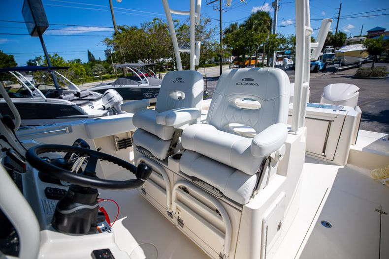 Thumbnail 47 for Used 2021 Cobia 320 CC boat for sale in West Palm Beach, FL