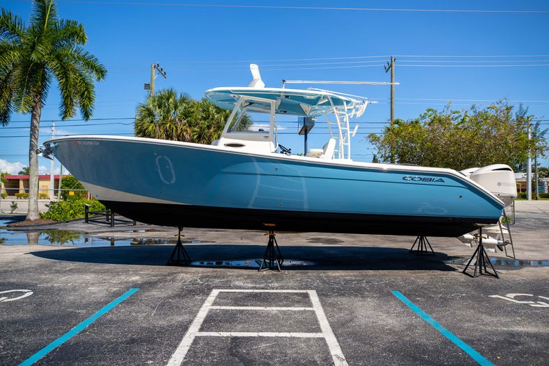 Thumbnail 6 for Used 2021 Cobia 320 CC boat for sale in West Palm Beach, FL