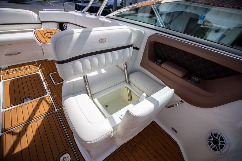 Thumbnail 44 for Used 2014 Cobalt 336 boat for sale in Aventura, FL