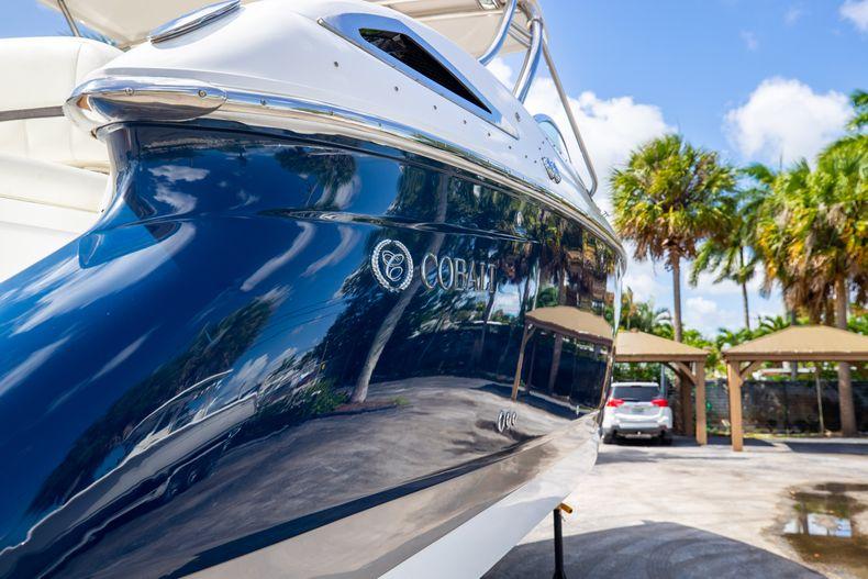 Thumbnail 10 for Used 2014 Cobalt 336 boat for sale in Aventura, FL