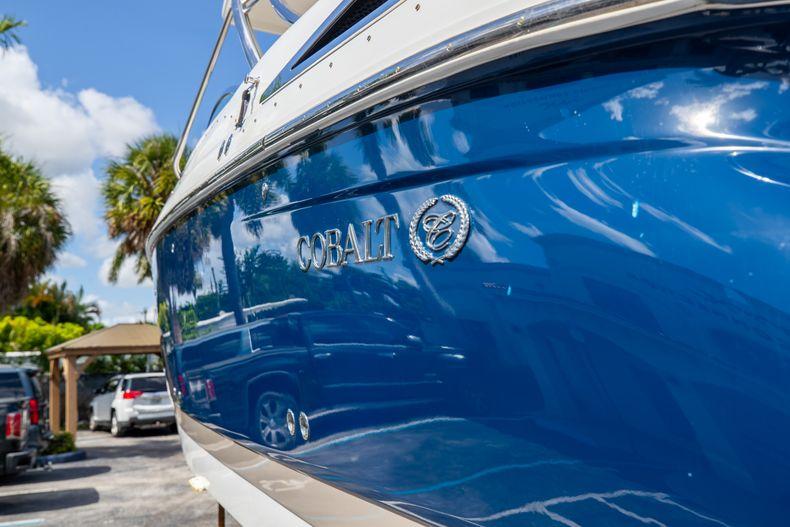 Thumbnail 7 for Used 2014 Cobalt 336 boat for sale in Aventura, FL