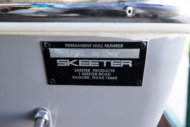 Thumbnail 11 for New 2022 Skeeter SX210 boat for sale in Stuart, FL