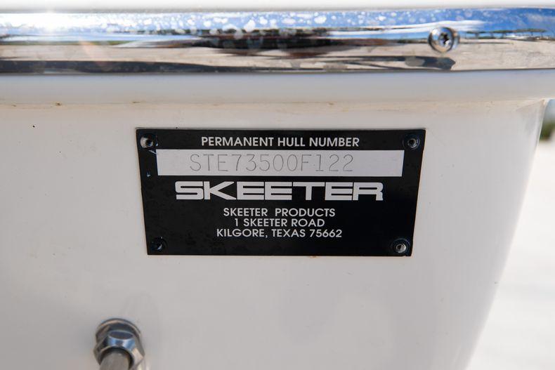 Thumbnail 40 for New 2022 Skeeter SX240 boat for sale in Stuart, FL